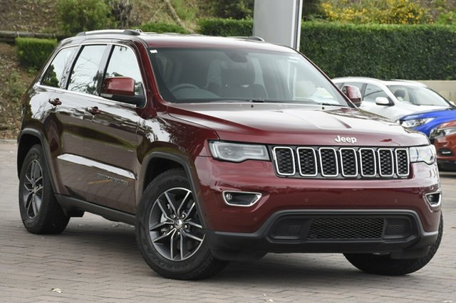 Discounted Demonstrator, Demo, Near New Jeep Grand Cherokee Laredo, Southport, 2018 Jeep Grand Cherokee Laredo SUV