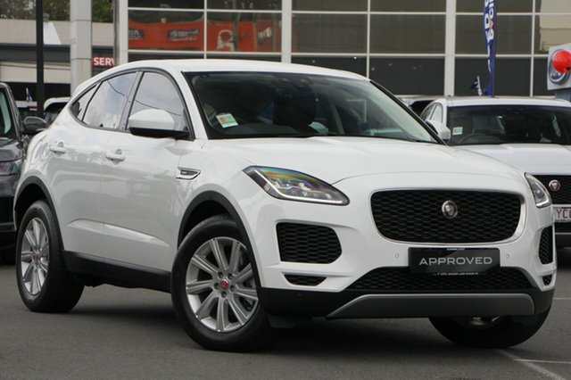 Demonstrator, Demo, Near New Jaguar E-PACE D150 AWD S, Maroochydore, 2018 Jaguar E-PACE D150 AWD S Wagon