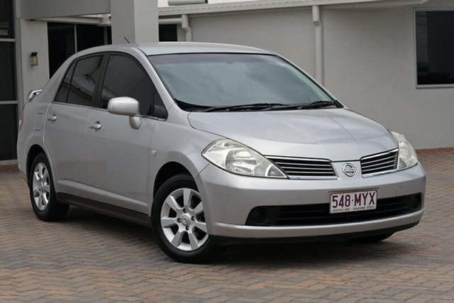 Discounted Used Nissan Tiida TI, Warwick Farm, 2006 Nissan Tiida TI Sedan