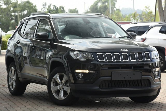 Discounted Demonstrator, Demo, Near New Jeep Compass Longitude FWD, Warwick Farm, 2018 Jeep Compass Longitude FWD SUV