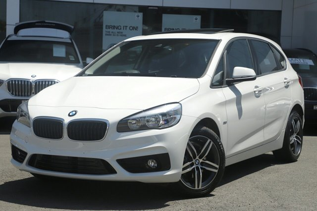 Used BMW 218d Active Tourer Sport Line, Brookvale, 2017 BMW 218d Active Tourer Sport Line Wagon