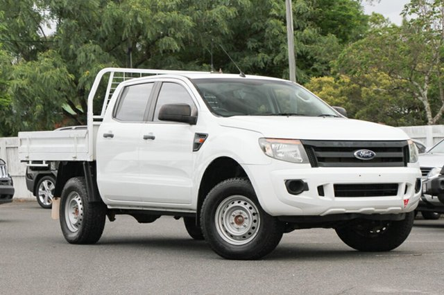 Used Ford Ranger XL Double Cab, Indooroopilly, 2012 Ford Ranger XL Double Cab Utility