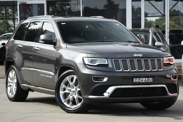 Used Jeep Grand Cherokee Summit, Southport, 2014 Jeep Grand Cherokee Summit SUV