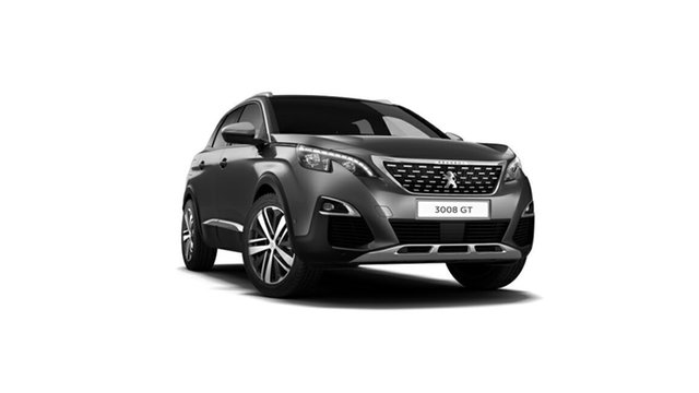 New Peugeot 3008 GT SUV, Nambour, 2018 Peugeot 3008 GT SUV P84 MY18 Hatchback