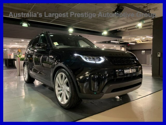 Demonstrator, Demo, Near New Land Rover Discovery SD4 SE, Alexandria, 2018 Land Rover Discovery SD4 SE Wagon