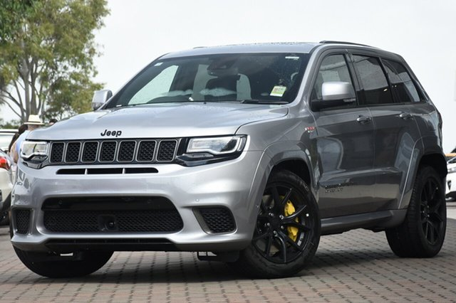 New Jeep Grand Cherokee Trackhawk, Southport, 2018 Jeep Grand Cherokee Trackhawk SUV