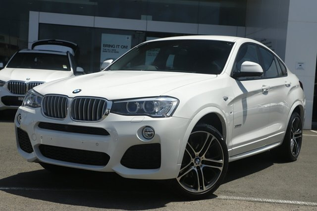 Used BMW X4 xDrive 35I, Brookvale, 2017 BMW X4 xDrive 35I Coupe