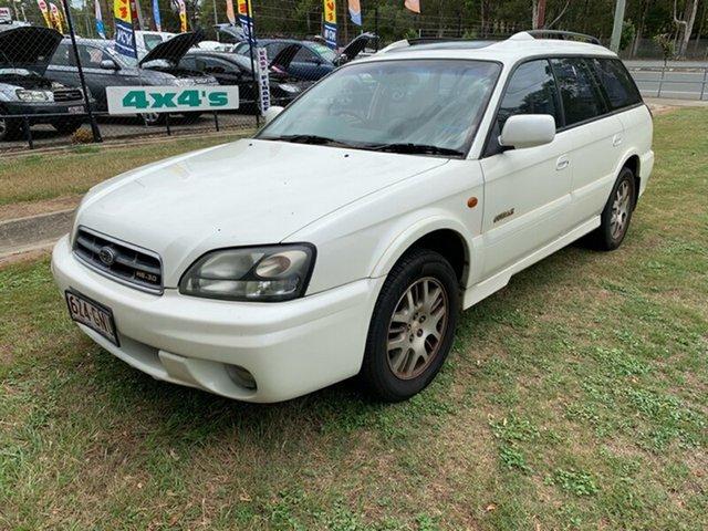 Used Subaru Outback H6 Luxury, Clontarf, 2002 Subaru Outback H6 Luxury Wagon