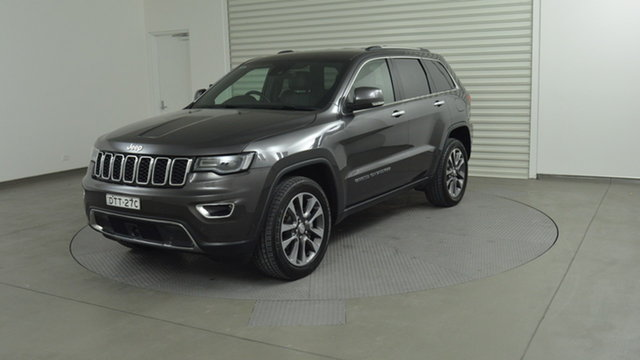 Used Jeep Grand Cherokee Limited, Southport, 2017 Jeep Grand Cherokee Limited Wagon