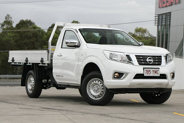 Demonstrator, Demo, Near New Nissan Navara RX, Indooroopilly, 2018 Nissan Navara RX Cab Chassis