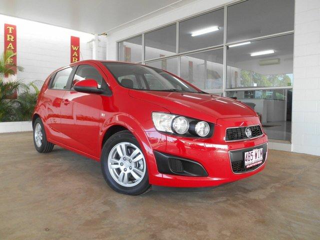 Used Holden Barina CD, Mount Isa, 2015 Holden Barina CD TM MY15 Hatchback
