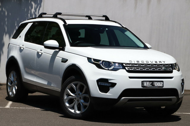 Used Land Rover Discovery Sport SD4 HSE, Malvern, 2015 Land Rover Discovery Sport SD4 HSE Wagon