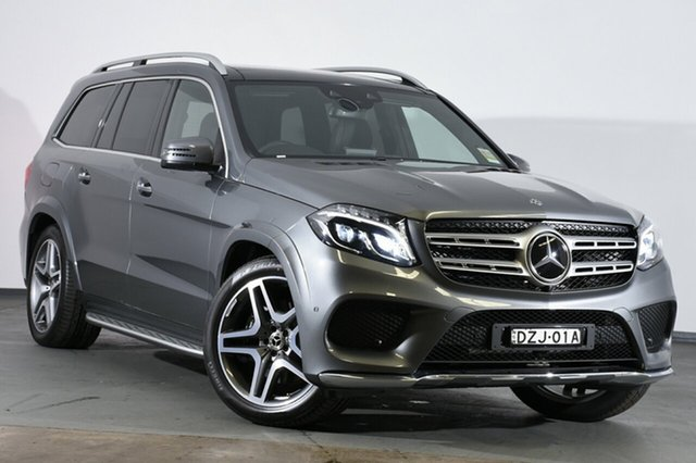 Demonstrator, Demo, Near New Mercedes-Benz GLS350 d 9G-TRONIC 4MATIC Sport, Warwick Farm, 2018 Mercedes-Benz GLS350 d 9G-TRONIC 4MATIC Sport SUV