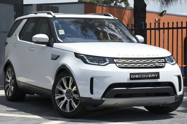 Demonstrator, Demo, Near New Land Rover Discovery TD6 HSE Luxury, Southport, 2017 Land Rover Discovery TD6 HSE Luxury SUV