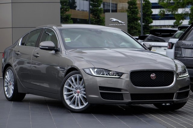 New Jaguar XE 20d Prestige, Newstead, 2018 Jaguar XE 20d Prestige Sedan