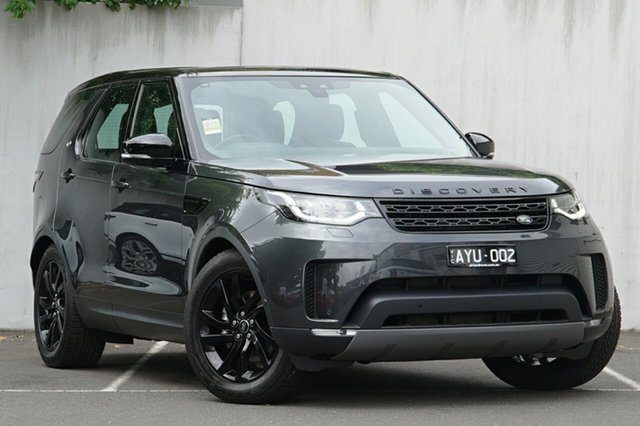 Discounted Demonstrator, Demo, Near New Land Rover Discovery SD4 HSE, Malvern, 2018 Land Rover Discovery SD4 HSE Wagon