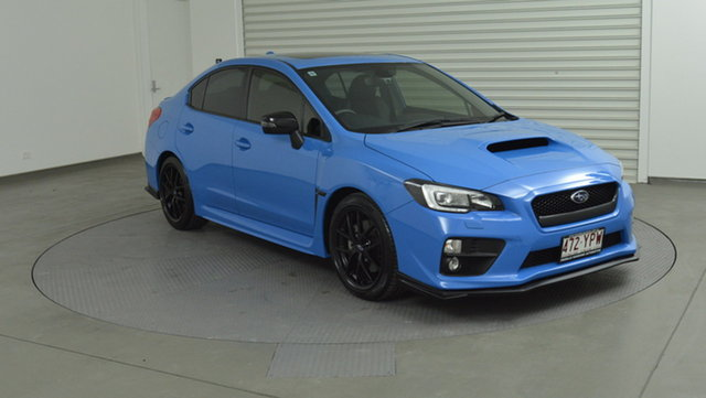Used Subaru WRX Premium Lineartronic AWD, Southport, 2015 Subaru WRX Premium Lineartronic AWD Sedan