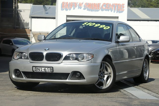 Used BMW 325Ci, Brookvale, 2003 BMW 325Ci Coupe