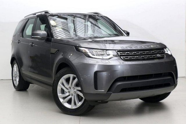 Discounted Demonstrator, Demo, Near New Land Rover Discovery SD4 SE, Alexandria, 2018 Land Rover Discovery SD4 SE Wagon