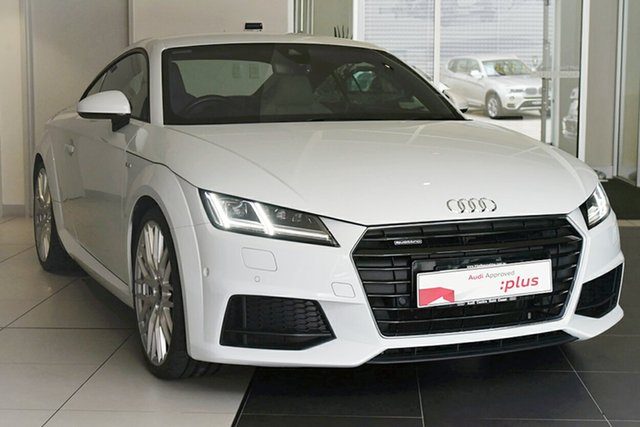 Used Audi TT S Line S tronic quattro, Southport, 2015 Audi TT S Line S tronic quattro Coupe