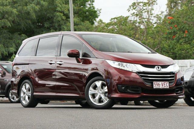 Used Honda Odyssey VTi, Indooroopilly, 2014 Honda Odyssey VTi Wagon