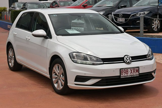 Used Volkswagen Golf 110TSI Trendline, Southport, 2017 Volkswagen Golf 110TSI Trendline Hatchback