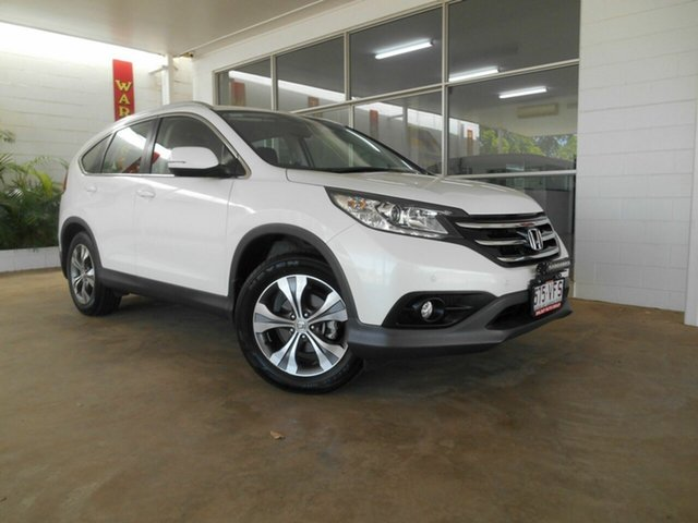 Used Honda CR-V VTi 4WD Plus, Mount Isa, 2014 Honda CR-V VTi 4WD Plus RM MY15 Wagon