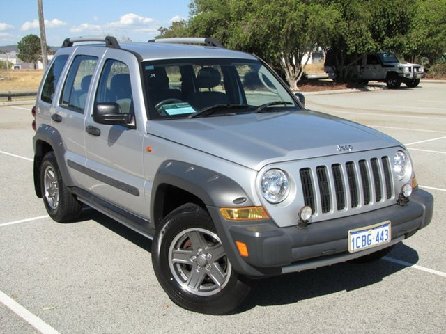 Used Jeep Cherokee Renegade, Maddington, 2005 Jeep Cherokee Renegade Wagon