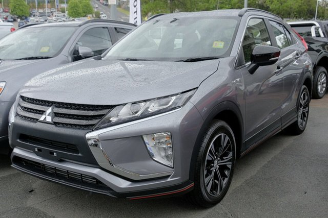Demonstrator, Demo, Near New Mitsubishi Eclipse Cross ES 2WD, Toowong, 2018 Mitsubishi Eclipse Cross ES 2WD YA MY18 Wagon