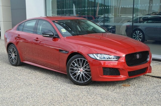 New Jaguar XE LAND, Townsville, 2018 Jaguar XE LAND Sedan