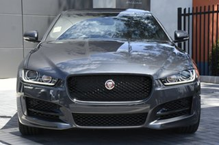 2018 Jaguar XE 20d R-Sport Sedan.