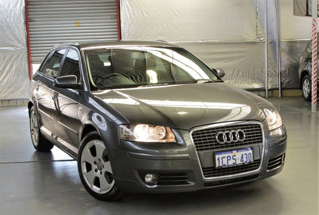 Used Audi A3 Ambition S tronic, Myaree, 2007 Audi A3 Ambition S tronic Hatchback