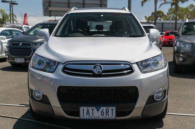 Used Holden Captiva 7 LX (4x4), Oakleigh, 2013 Holden Captiva 7 LX (4x4) CG MY13 Wagon