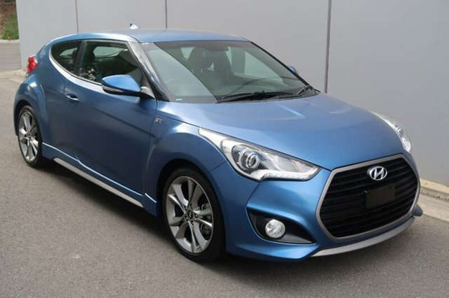 Used Hyundai Veloster SR Coupe D-CT Turbo, Reynella, 2015 Hyundai Veloster SR Coupe D-CT Turbo Hatchback