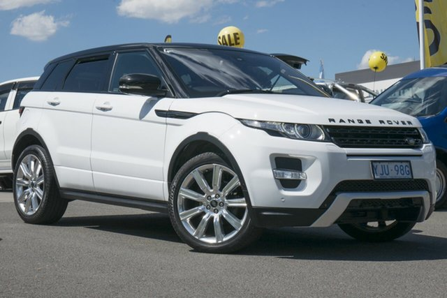 Used Land Rover Range Rover Evoque Si4 CommandShift Dynamic, Phillip, 2013 Land Rover Range Rover Evoque Si4 CommandShift Dynamic Wagon
