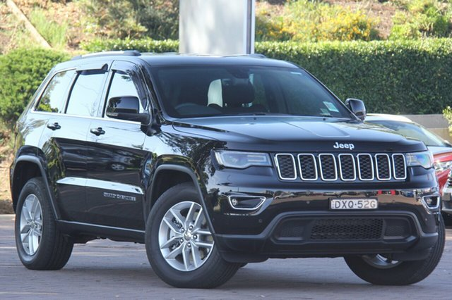 Discounted Demonstrator, Demo, Near New Jeep Grand Cherokee Laredo, Southport, 2017 Jeep Grand Cherokee Laredo SUV