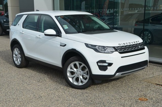 New Land Rover Discovery Sport SPT, Townsville, 2018 Land Rover Discovery Sport SPT Wagon