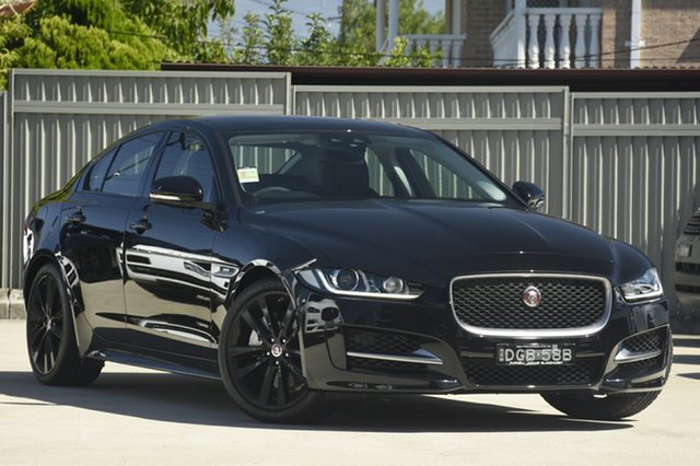 Demonstrator, Demo, Near New Jaguar XE 25t R-Sport, Blakehurst, 2017 Jaguar XE 25t R-Sport Sedan
