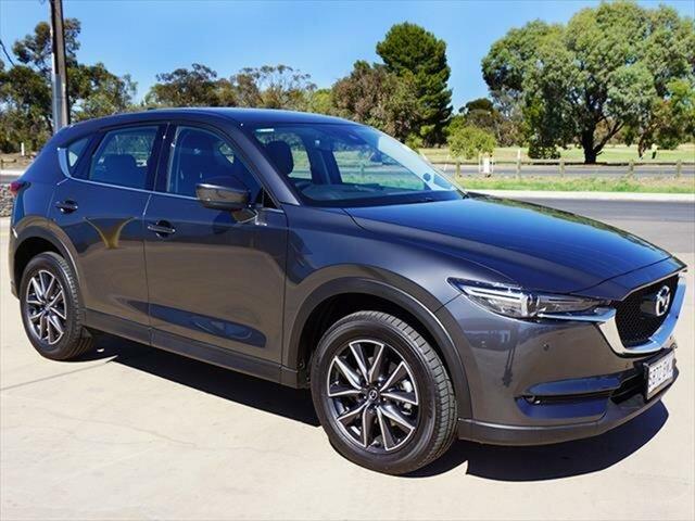 Demonstrator, Demo, Near New Mazda CX-5 GT SKYACTIV-Drive i-ACTIV AWD, Berri, 2018 Mazda CX-5 GT SKYACTIV-Drive i-ACTIV AWD Wagon