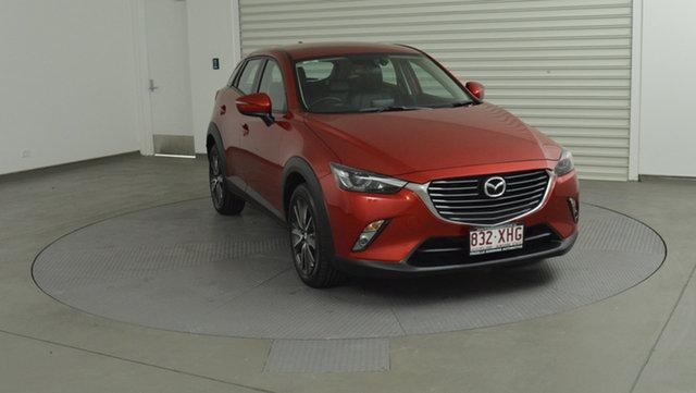 Used Mazda CX-3 sTouring SKYACTIV-Drive i-ACTIV AWD, Southport, 2017 Mazda CX-3 sTouring SKYACTIV-Drive i-ACTIV AWD Wagon