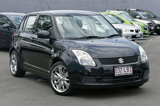 Used Suzuki Swift, Southport, 2008 Suzuki Swift Hatchback