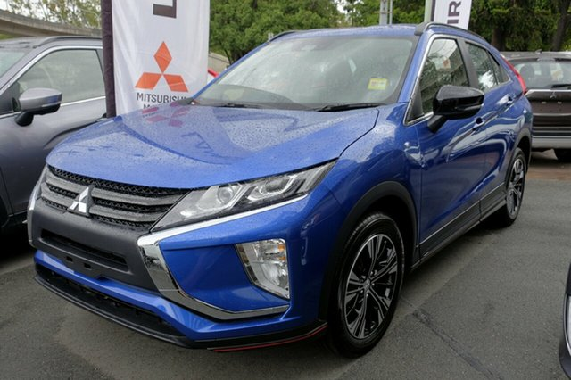 Demonstrator, Demo, Near New Mitsubishi Eclipse Cross ES 2WD, Toowong, 2018 Mitsubishi Eclipse Cross ES 2WD Wagon