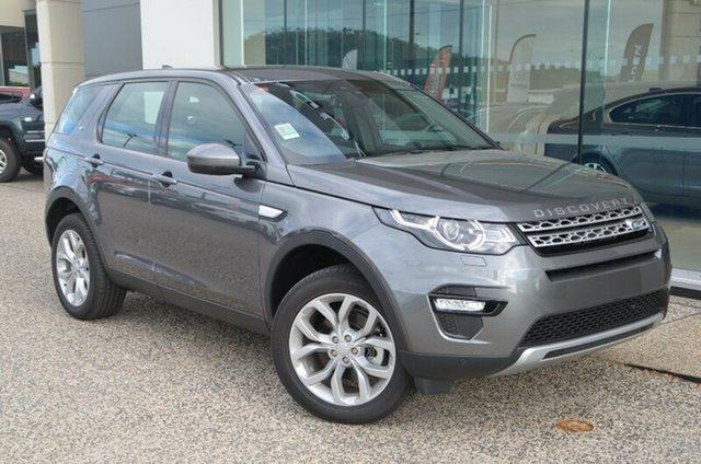 New Land Rover Discovery Sport SPRT, Townsville, 2018 Land Rover Discovery Sport SPRT Wagon