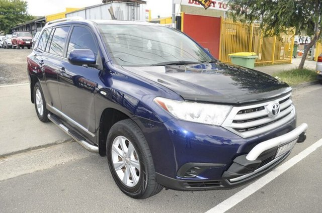Used Toyota Kluger KX-R (FWD) 5 Seat, Hoppers Crossing, 2011 Toyota Kluger KX-R (FWD) 5 Seat Wagon