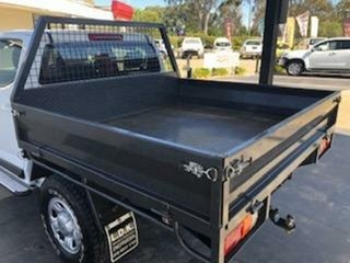 2015 Holden Colorado LS (4x4) Crew Cab Chassis.