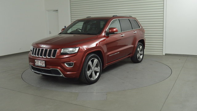 Used Jeep Grand Cherokee Overland, Southport, 2015 Jeep Grand Cherokee Overland Wagon