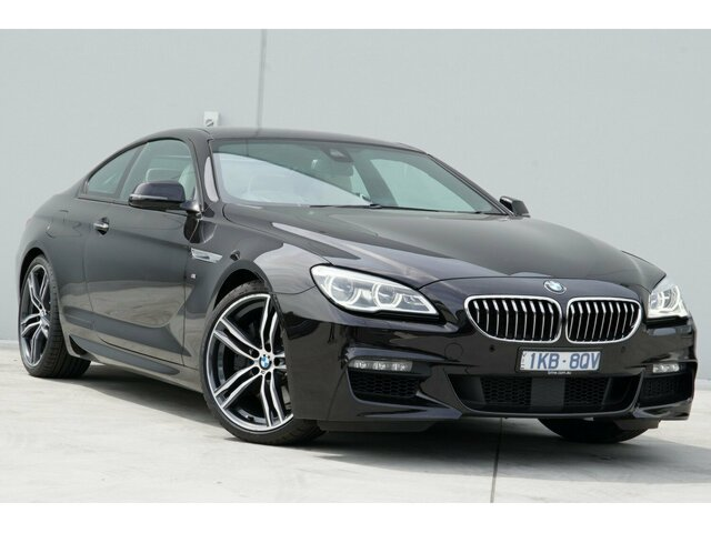 Demonstrator, Demo, Near New BMW 640i Steptronic, Clayton, 2017 BMW 640i Steptronic Coupe
