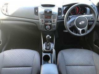 2012 Kia Cerato SLi Sedan.