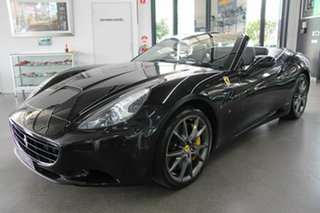 2009 Ferrari California DCT Convertible.