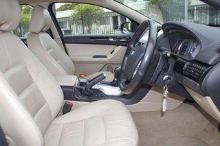 2010 Ford Falcon G6E Sedan.